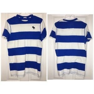 Abercrombie men's polo shirt